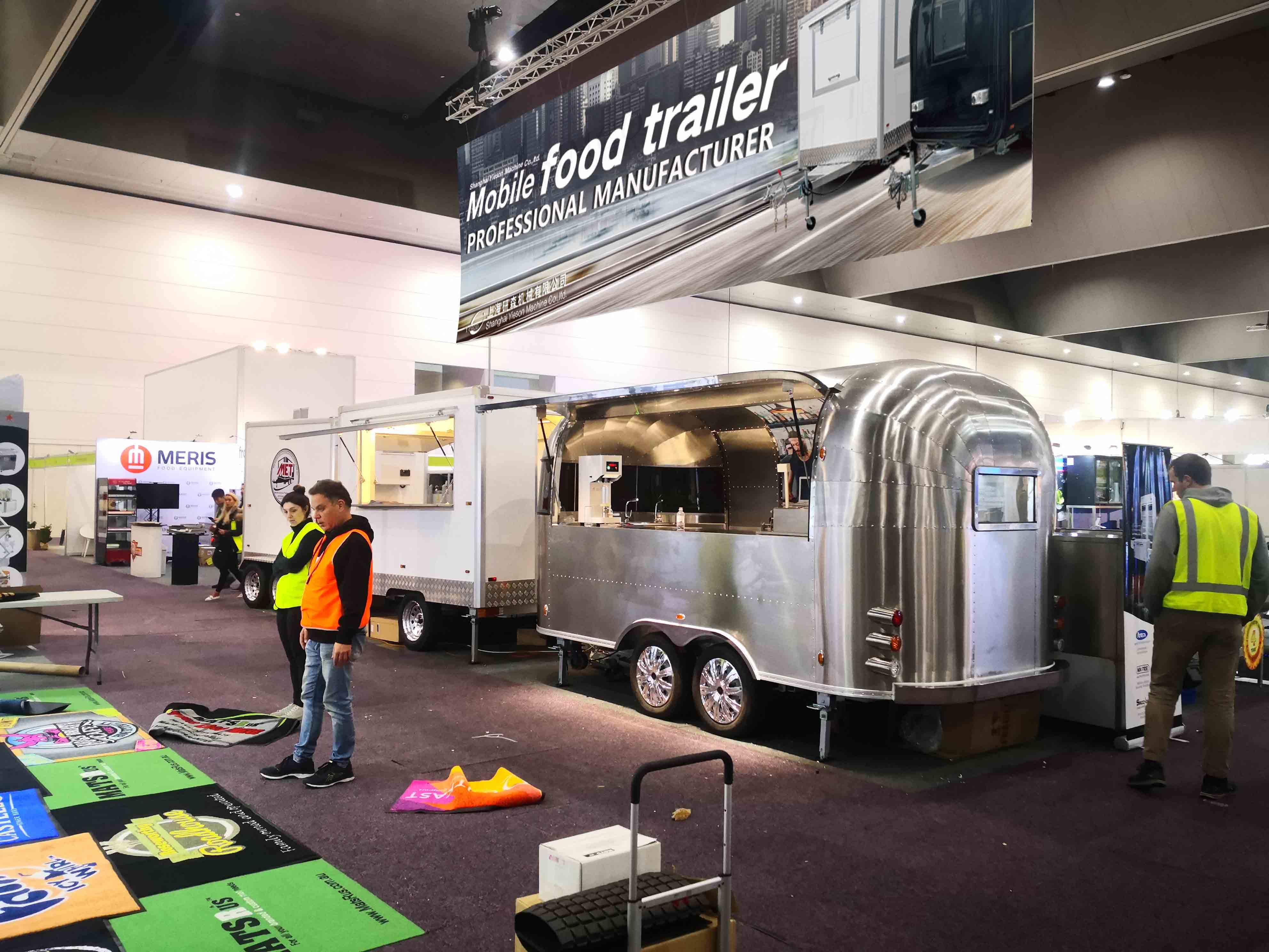 Invitation to Foodservice Melbourne 2019